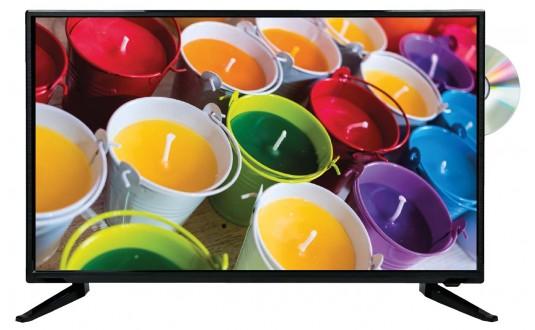 TV LED 4K 32' GRAND ANGLE ANTARION DVD