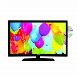 TV LED HD 22' ANTARION DVD