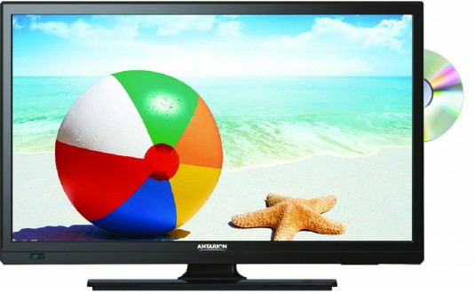 TV LED HD 19' ANTARION DVD