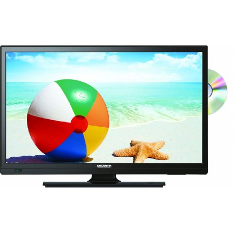 TV LED HD 19' ANTARION DVD