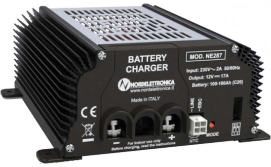 CHARGEUR NORDELECTRONICA NE 287 21 A