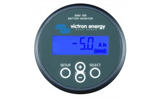 CONTROLEUR VICTRON INTELLIGENT DE BAT BMV700 BLUETOOTH