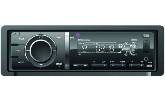 AUTORADIO CD USB - SD- MP3 - BLUETOOTH