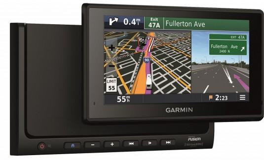 GPS GARMIN ET AUTORADIO AVEC TABLETTE AUTONOME WIFI BBT602