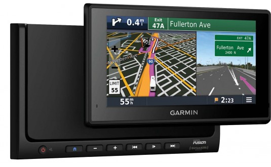 GPS GARMIN ET AUTORADIO AVEC TABLETTE AUTONOME WIFI BBT602 + CAMERA DE RECUL