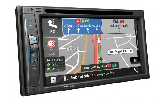 STATION MULTIMEDIA GPS PIONEER AVIC-Z620BT-C - + CAMERA DE RECUL