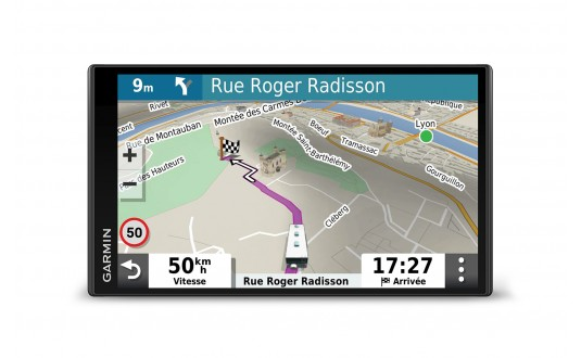 GPS GARMIN CAMPER 780 + 1 SUPPORT GEL OFFERT