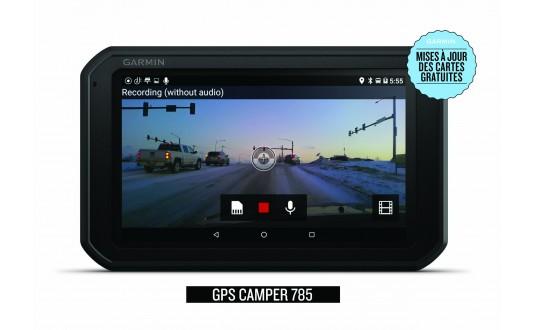 GPS 785 DASHCAM CAMPER