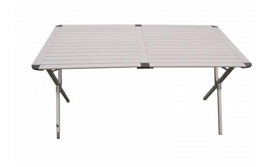 TABLE MARRAKECH 140 ALU