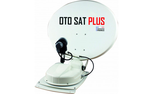 ANTENNE OTOSAT PLUS 60 TWIN BISAT