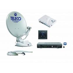 ANTENNE FLATSAT CLASSIC BT 85 CM + DEMO HD