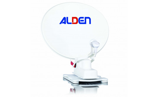 ANTENNE ONELIGHT 65 CM + DEMO HD+ TWIN LNB