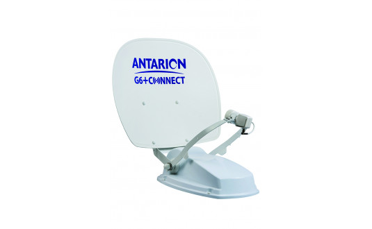 ANTENNE AUTOMATIQUE G6+ COMPACTE TWIN CONNECTÉE + DEMO HD