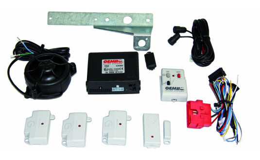 ALARME GEMINI KIT MERCEDES SPRINTER 907/910