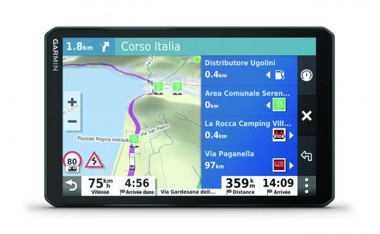 GPS CAMPER 890 GARMIN