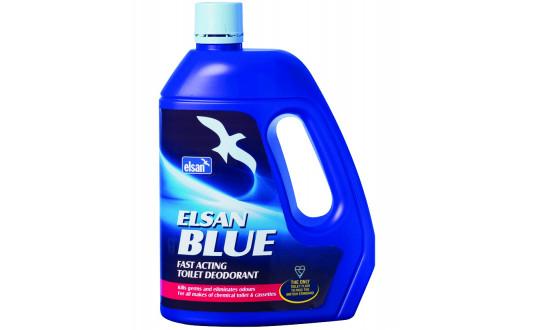 PRODUIT WC ELSAN BLEU 2L