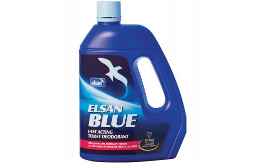 PRODUIT WC ELSAN BLEU 4 L
