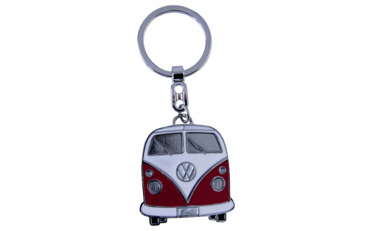 PORTE CLE BUS VW T1 - ROUGE