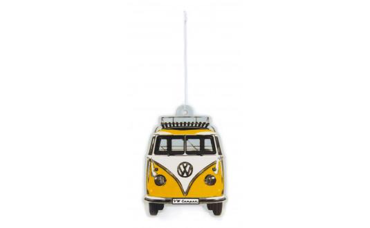 DESODORISANT VW T1 - CITRON - JAUNE