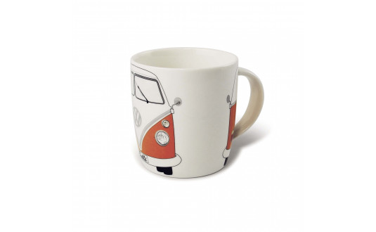 TASSE VW T1 CALANDRE ORANGE- 400 ML