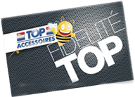 Top Accessoires - Carte de Fidélité