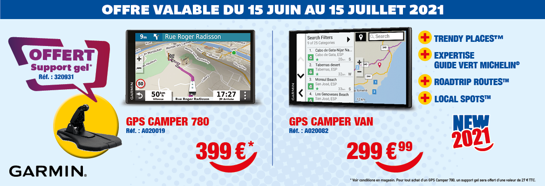 Top Affaires GPS Garmin